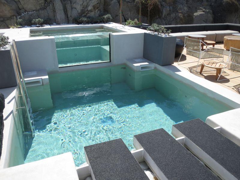 Hydrosight GmbH Pool Unterwasserfenster Glaswand