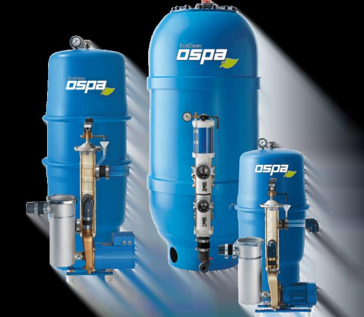 Ospa-Poolfilter
