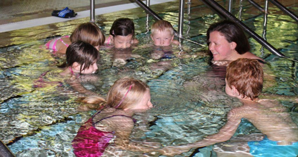 Schwimmen und schwimmen lernen mit dem Schwimmpädagogischen Verein Frankurt/Main